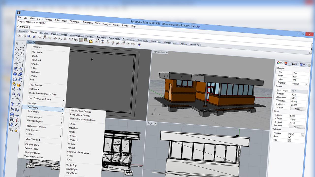 Video corso Rhinoceros: NURBS Modelling - 3Digital LAB