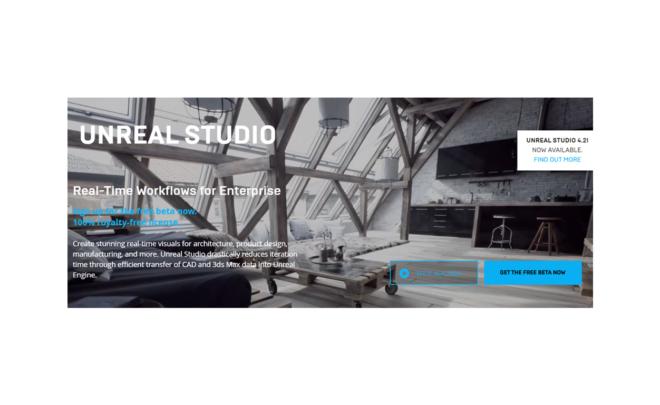 Novità Unreal Engine
